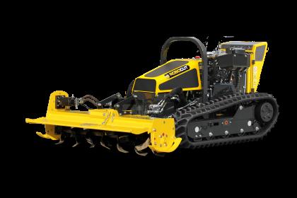 robo-rotary-tiller